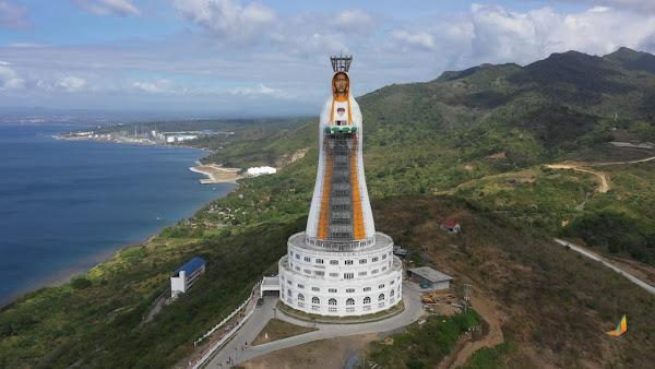 Patung Maria Terbesar, Filipina, Monte Maria