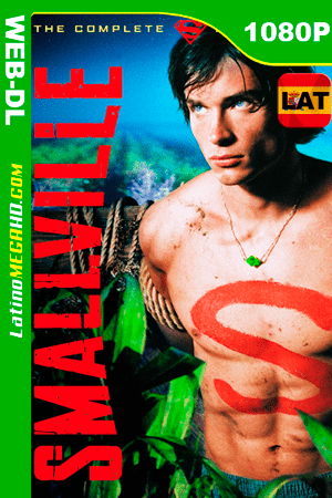 Smallville (Serie de TV) Temporada 1 (2001) Latino HD WEB-DL 1080P - 2001