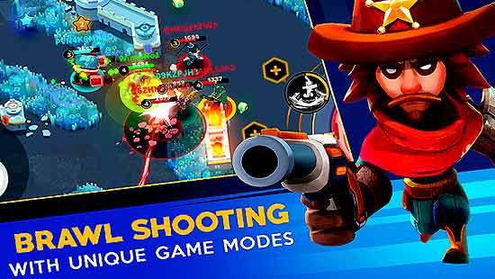 Heroes Strike Mod Apk Download