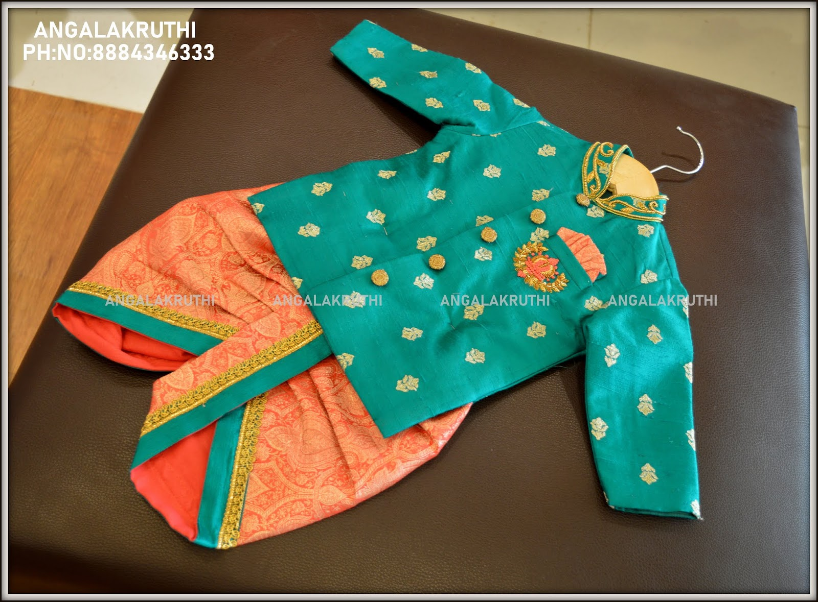Angalakruthi Boutique Ladies And Kids Designer Boutique In Bangalore Dad And Son Matching Dress Designs By Angalakruthi Boutique In Bangalore