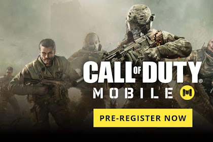 Download & Instal Call of Duty Mobile BETA Android