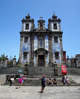 Igreja de Santo Ildefonso - Porto