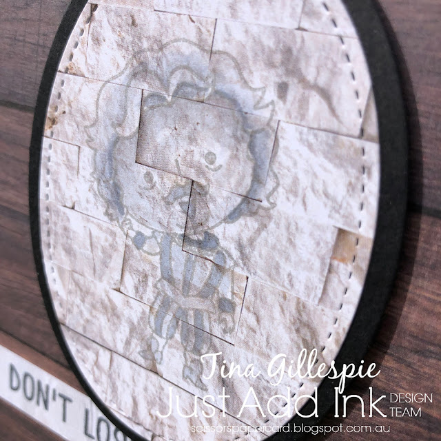 scissorspapercard, Stampin' Up!, Kindred Stamps, Just Add Ink, World Of Magic, In Good Taste DSP, Stitched Shapes Dies, Copic Markers, Pop Culture Card