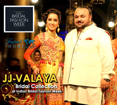 JJ Valaya Bridal Collection at India Bridal Fashion Week 2014 - Fashion Hunt World | Fashion & Lifestyle Blog