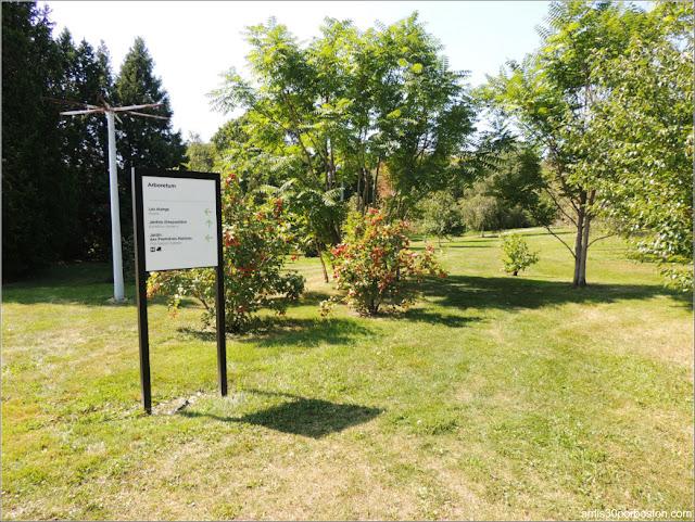 Arboretum del Jardín Botánico de Montreal