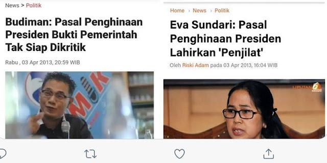 PDIP Ramai-ramai Tolak Pasal Penghinaan Presiden di Era SBY, Sekarang Malah Dukung