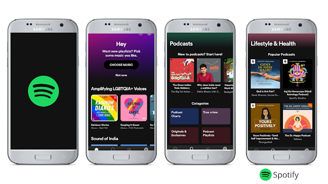 Best podcast app on Android Playstore