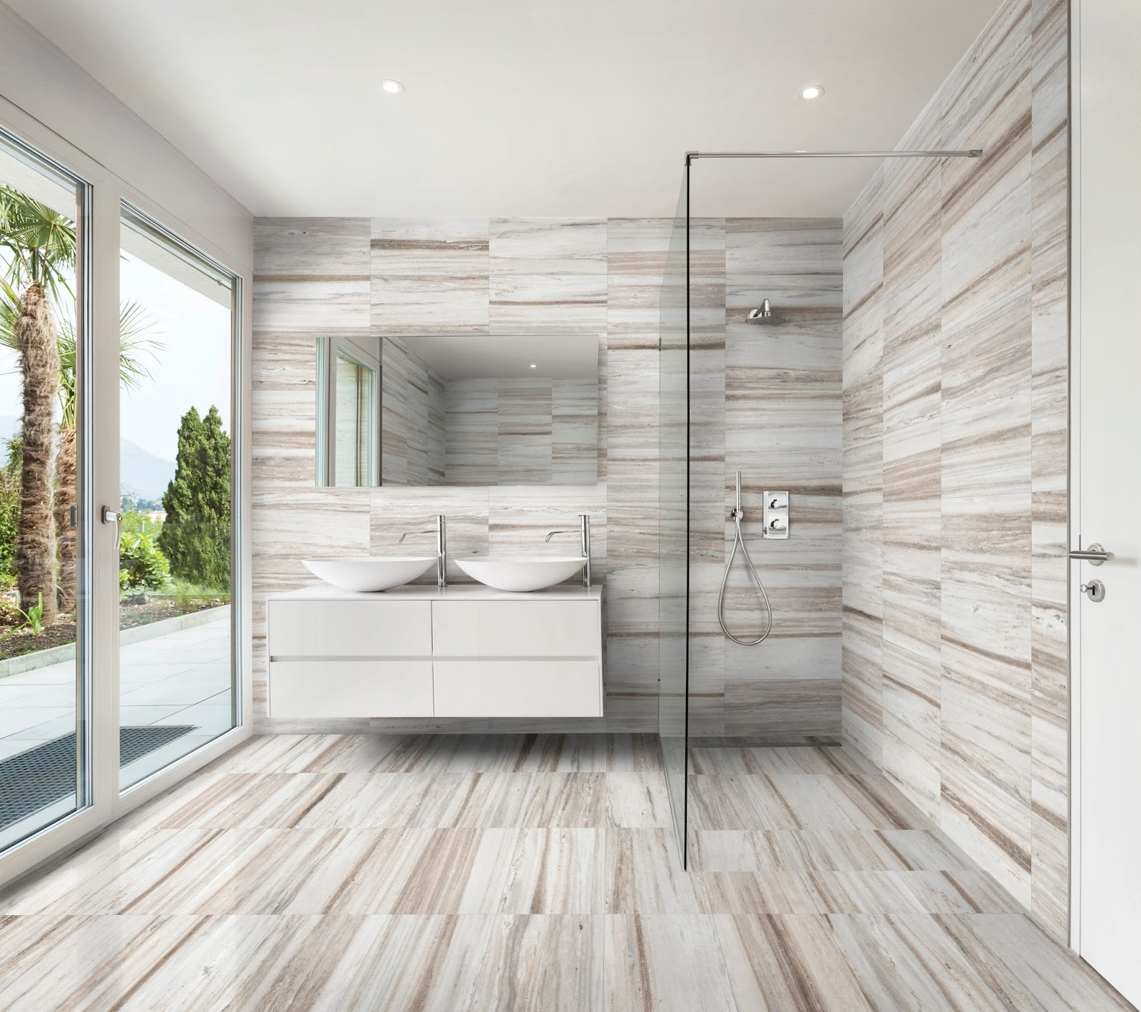 ISC Surfaces: Marvelous Marble Natural Stones