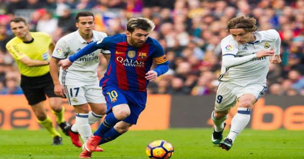 مباراة برشلونة وريال مدريد كورة لايف كورة اون لاين