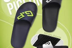 Sandal Selop Pria Murah Berkualitas Merk Branded