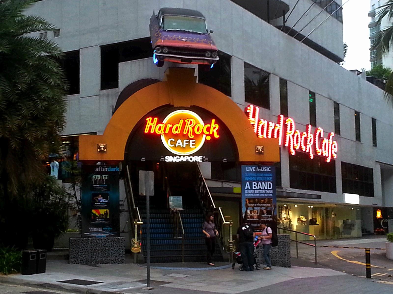 Hard Rock Cafe - JtheJon