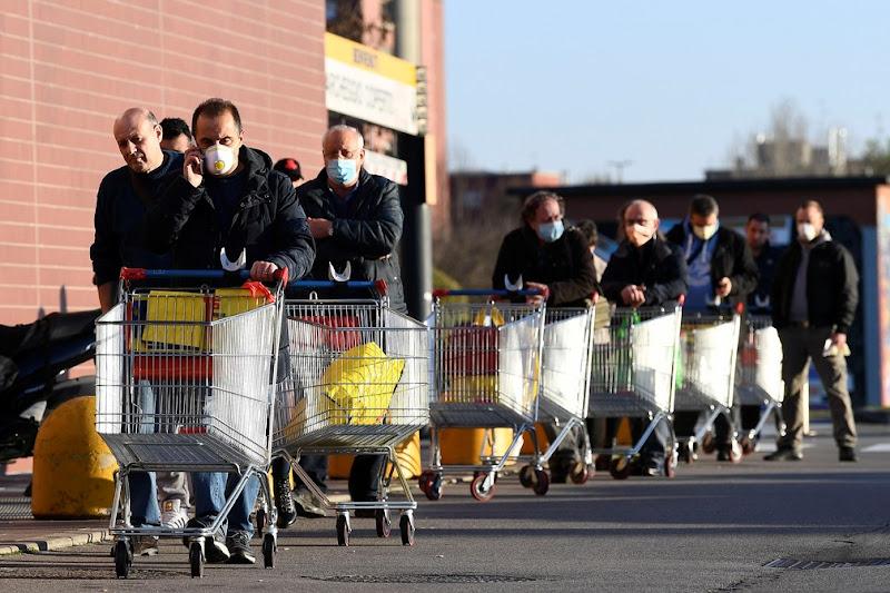 O lockdown e auxílio emergencial do colapso econômico, social e alimentar