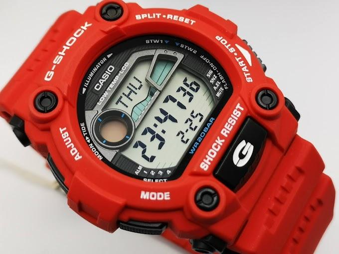 G-SHOCK มือสองสวยๆน่าใช้ในราคาเบาๆ G-7900-4DR แนะนำครับ