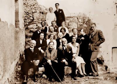 Boda en 1932