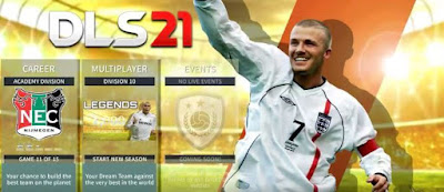 Dream League Soccer 2021 Legends DLS 21 Mod Apk Obb