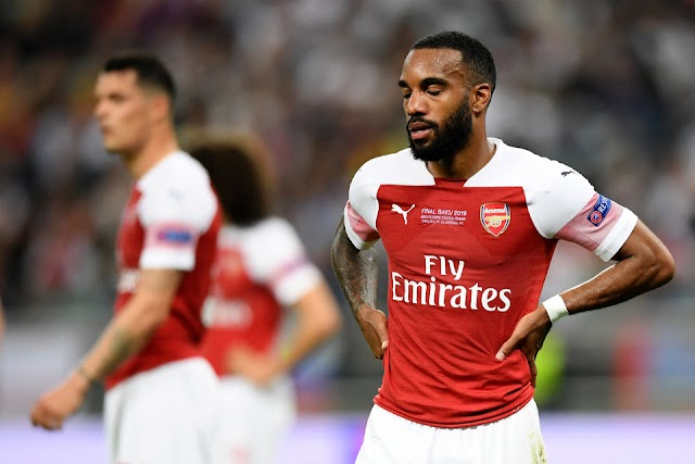 Lacazette Spotted With £45m Arsenal Target (Photo)