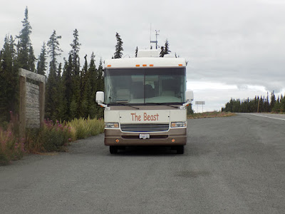 Alaska has Plenty of Scenic Rest Stops