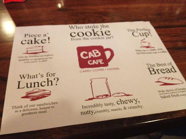 Dessert Love: Cab Cafe