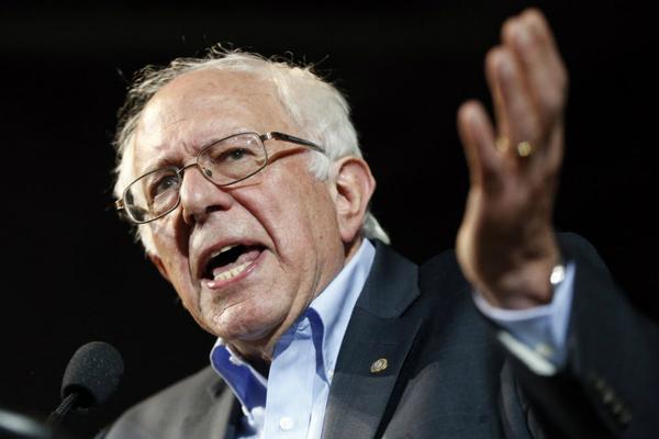Sebut Netanyahu Rasialis, Bernie Sanders Dikecam