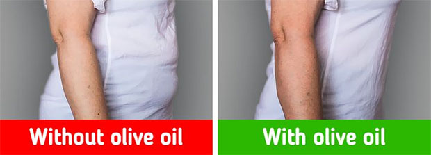 Olive Oil  - lose weight