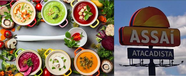 Assaí,loja em Itapetinga oferece refeição grátis aos clientes hoje 07/02/2020