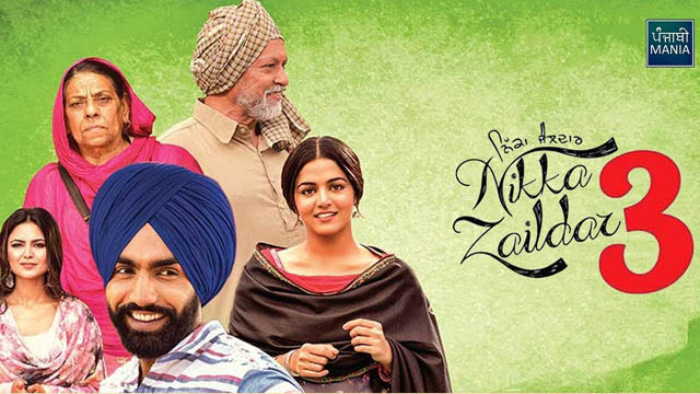 Nikka Zaildar 3 Full Movie Download HD 1080p Filmywap DjPunjab