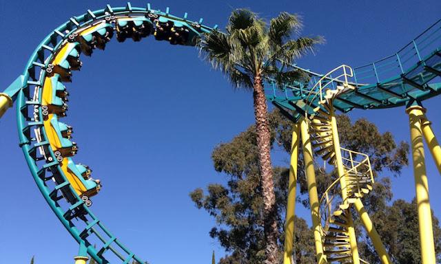 Dicas para o Six Flags Magic Mountain na Califórnia