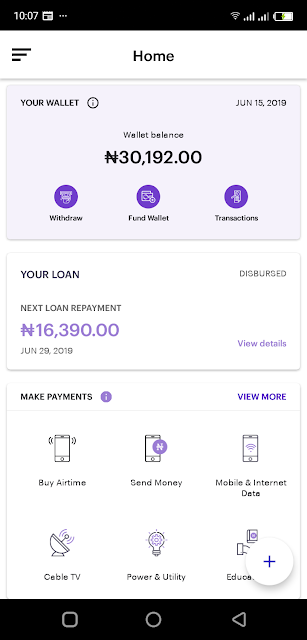 CARBON PAYLATER loan