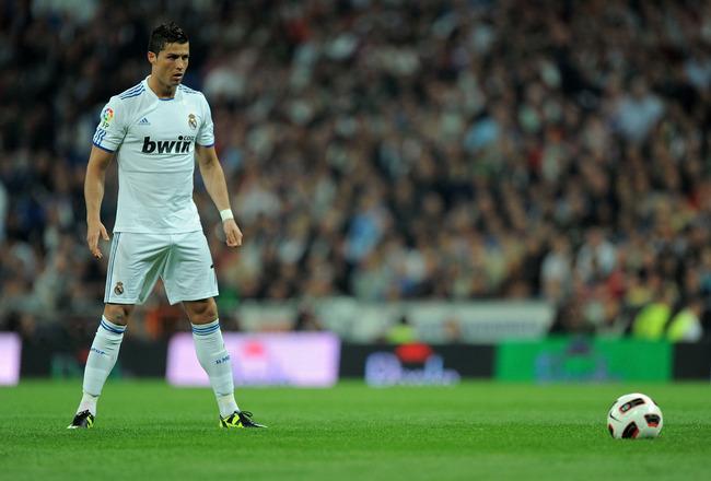 EuroGoals: C.Ronaldo free kick Stance
