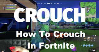 How To Crouch In Fortnite PC, Learn All Fortnite Controls