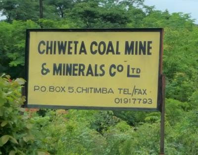 Chiweta Coal Mine - Malawi