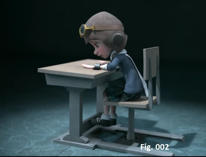 Shaking Down The Clinkers Netflix The Little Prince And The Desk