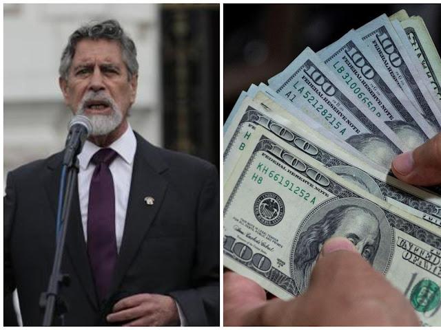 El dólar se dispara