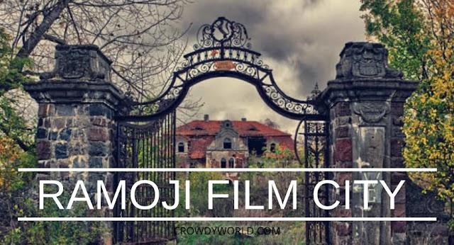 The Haunted Place In Hyderabad | Ramoji Film City