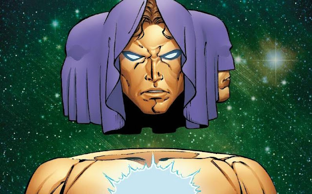 Adam Warlock Earth-14209 Menjadi Living Tribunal