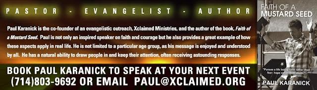 Book Paul Karanick for your next event