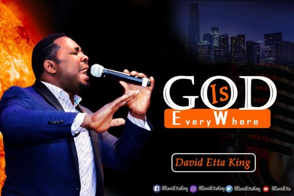 David Etta King - God Is Everywhere Lyrics & Audio