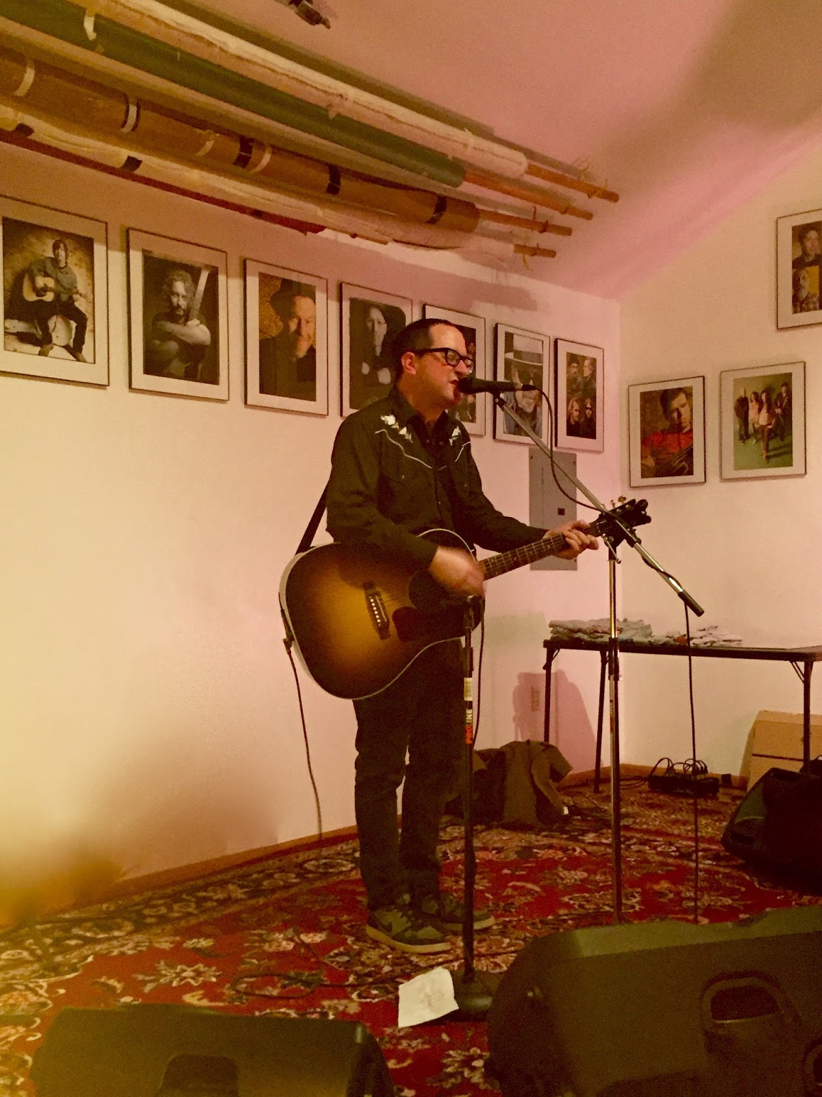 The Thunderbird Ranch Ramble: The Hold Steady's Craig Finn Shares