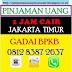 Tempat Gadai BPKB Mobil Jakarta Timur