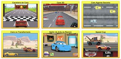 juegos de cars de rayo mcqueen