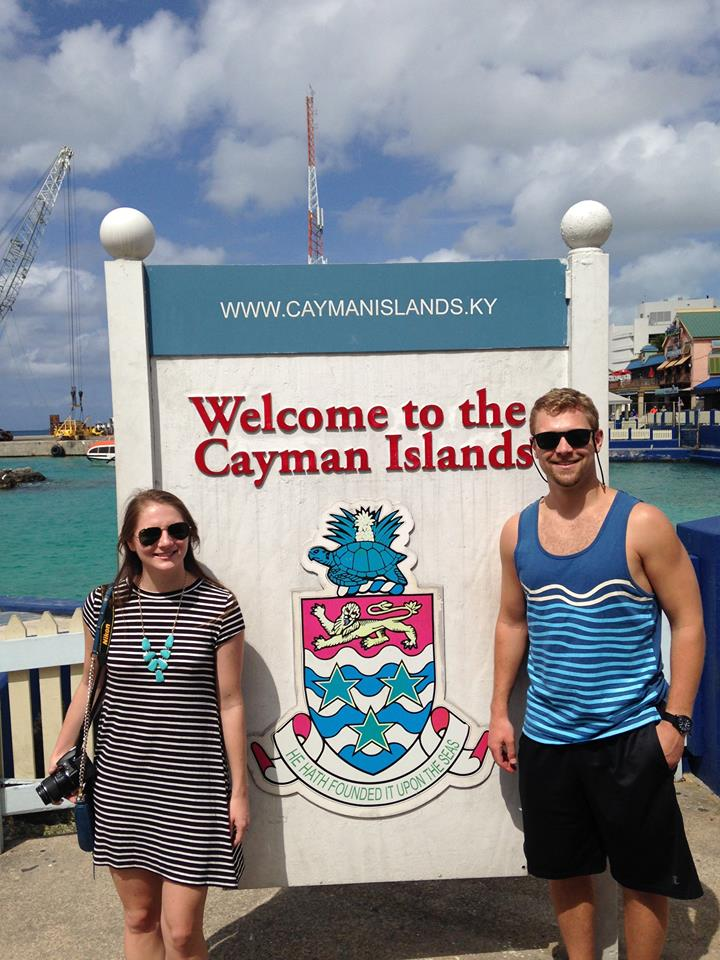 exploring george town in the cayman islands