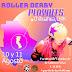 Jugarán eliminatorias de Roller Derby en Ciencias de la Cultura Física