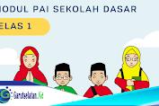 Unduh Modul Pembelajaran Daring dan Luring PAI Kelas 1 Sekolah Dasar