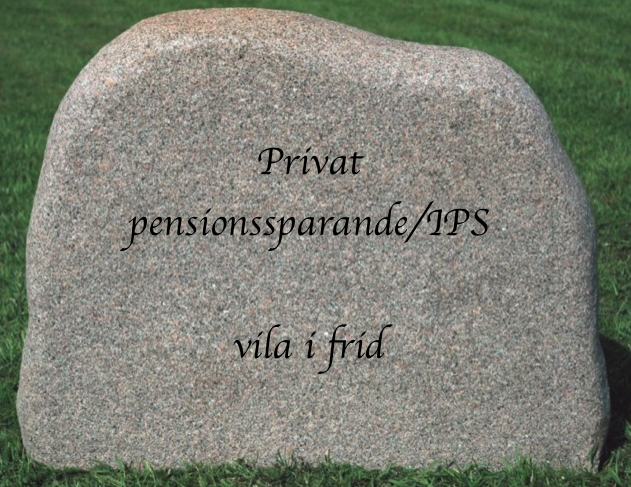 privat pensionsförsäkring avdrag