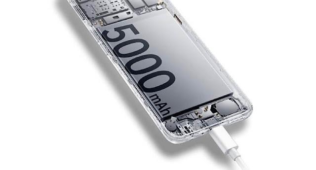 OPPO A52 Battery Capacity