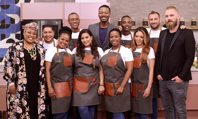 SABC 2's Taste Master SA