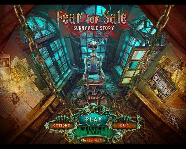 Fear for Sale 2 Sunnyvale Story PC Full Español Descargar 1 Link [EXE]