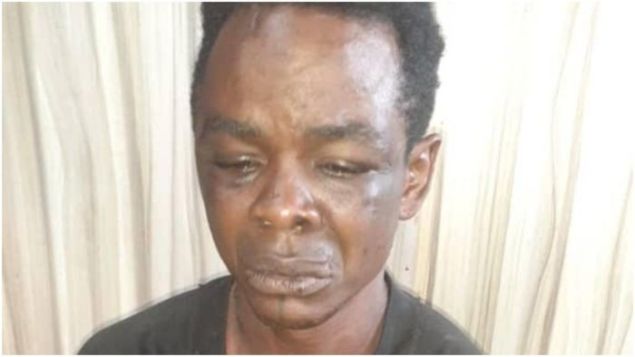 JUST IN!!! Ogun State Police Arrest Wanted Eiye Cultist During Robbery Operation