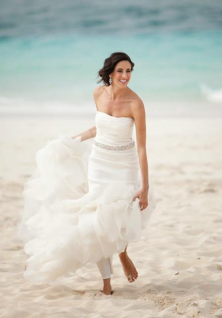 Wedding Dresses Beach Casual