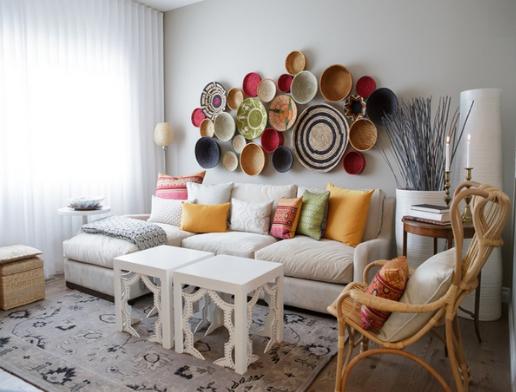 Desain Ruang Keluarga Unik Model Terbaru